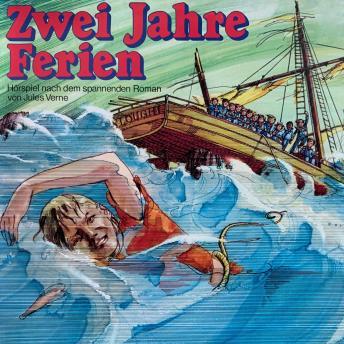 Jules Verne, Zwei Jahre Ferien