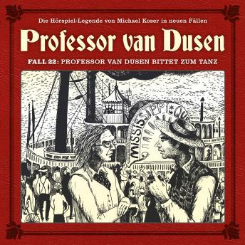 Professor van Dusen, Die neuen Fälle, Fall 22: Professor van Dusen bittet zum Tanz