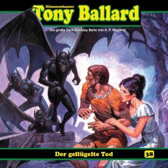 Tony Ballard, Folge 38: Der geflügelte Tod
