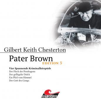 Pater Brown, Edition 5: Vier Spannende Kriminalhörspiele