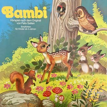 Bambi, Folge 1: Bambi
