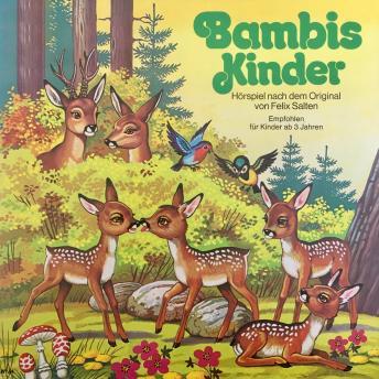 Bambi, Folge 2: Bambis Kinder