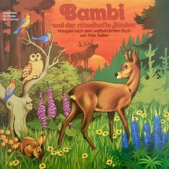 Bambi, Folge 3: Bambi und der rätselhafte Räuber