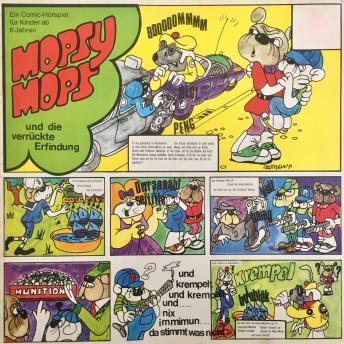 Mopsy Mops, Folge 3: Mopsy Mops und die verrückte Erfindung
