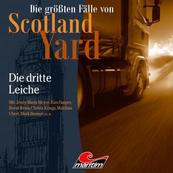 Die größten Fälle von Scotland Yard, Folge 44: Die dritte Leiche