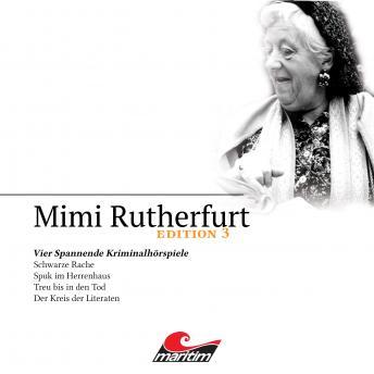Mimi Rutherfurt, Edition 3: Vier Spannende Kriminalhörspiele