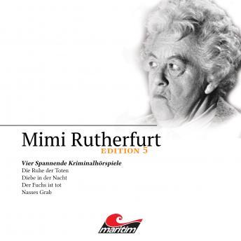 Mimi Rutherfurt, Edition 5: Vier Spannende Kriminalhörspiele