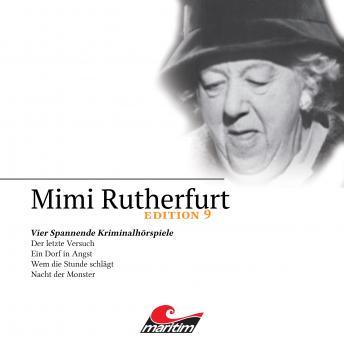 Mimi Rutherfurt, Edition 9: Vier Spannende Kriminalhörspiele