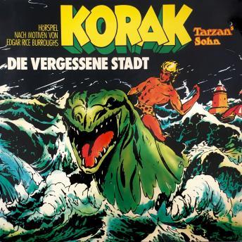 Tarzan, Folge 9: Korak - Tarzans Sohn: Die vergessene Stadt