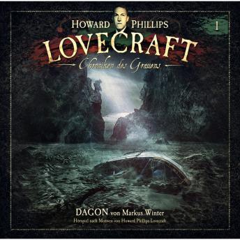 Lovecraft - Chroniken des Grauens, Akte 1: Dagon