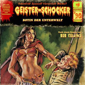 Geister-Schocker, Folge 90: Botin der Unterwelt