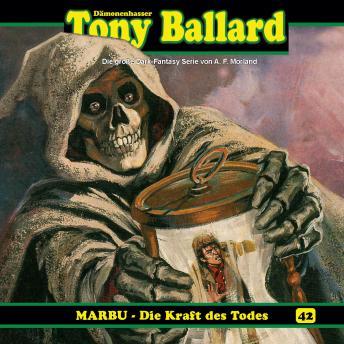Tony Ballard, Folge 42: MARBU - Die Kraft des Todes