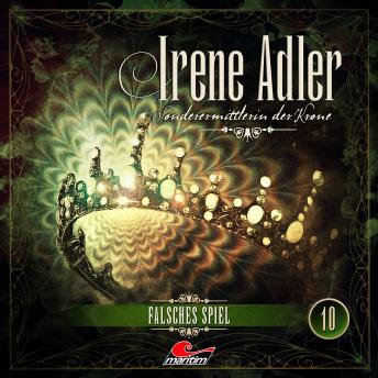 Irene Adler, Sonderermittlerin der Krone, Folge 10: Falsches Spiel