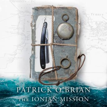 Ionian Mission, Patrick O'Brian