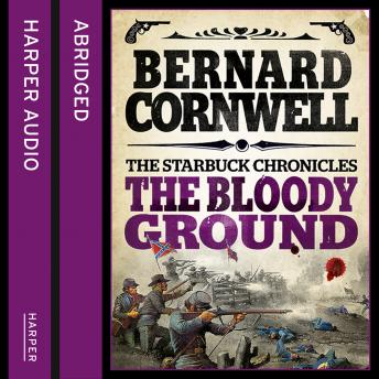Bloody Ground, Bernard Cornwell
