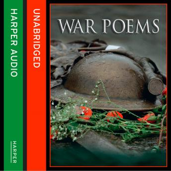 War Poems, Various
