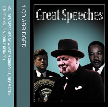 Great Speeches, Various