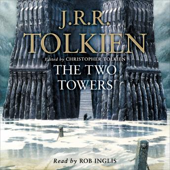 Two Towers, Audio book by J. R. R. Tolkien