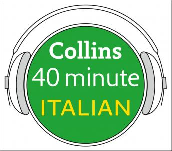 Italian in 40 Minutes, Collins Dictionaries