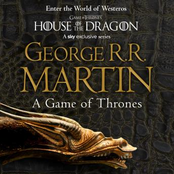 Game of Thrones, Audio book by George R.R. Martin