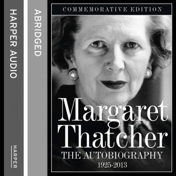 Margaret Thatcher: The Autobiography sample.