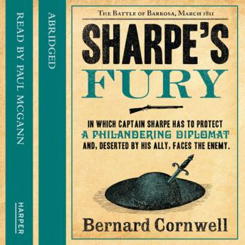 Sharpe's Fury: The Battle of Barrosa, March 1811 sample.