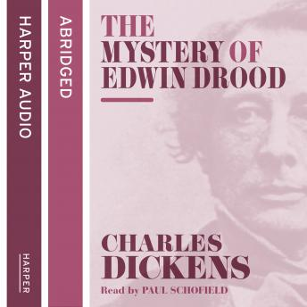 Mystery of Edwin Drood, Charles Dickens