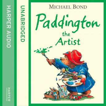 Paddington the Artist, Michael Bond