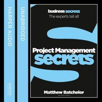 Project Management, Matthew Batchelor