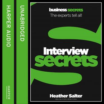 Interview, Heather Salter
