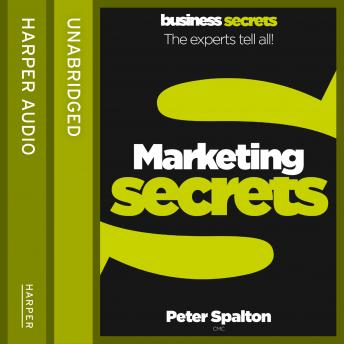 Marketing, Peter Spalton