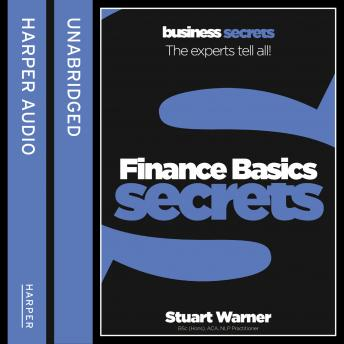 Finance Basics, Stuart Warner