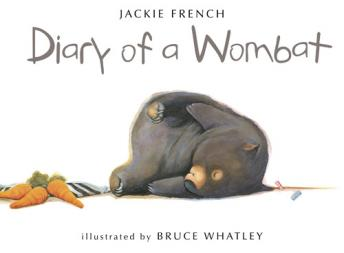 Diary of a Wombat, Jackie French