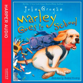Marley Goes to School sample.