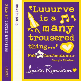 Download 'Luuurve is a many trousered thing...' by Louise Rennison