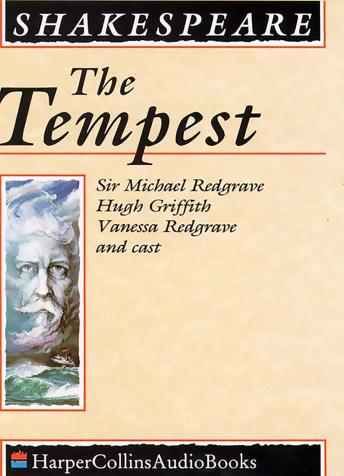 Tempest, Audio book by William Shakespeare