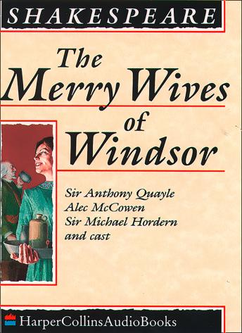 Merry Wives of Windsor, William Shakespeare
