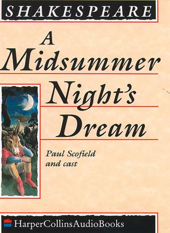 Midsummer Night's Dream, William Shakespeare