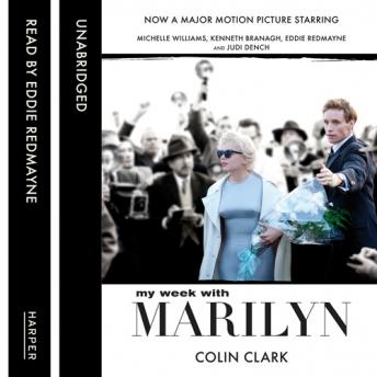 My Week With Marilyn, Colin Clark