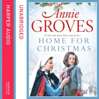 Home for Christmas, Annie Groves