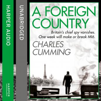 Foreign Country, Charles Cumming