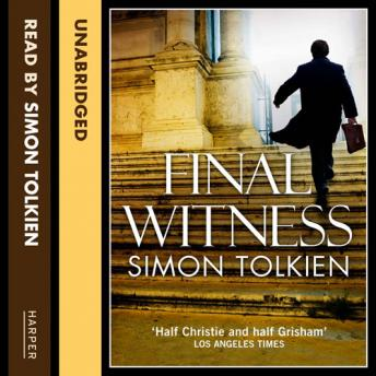 Final Witness, Simon Tolkien