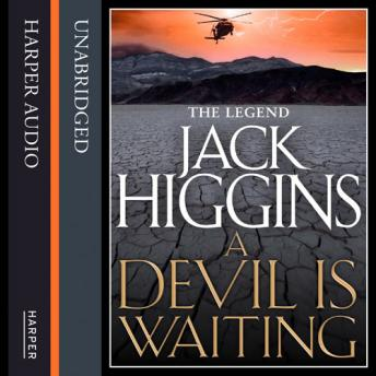 Devil is Waiting, Jack Higgins