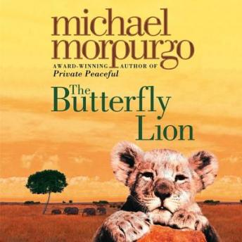 Butterfly Lion, Michael Morpurgo