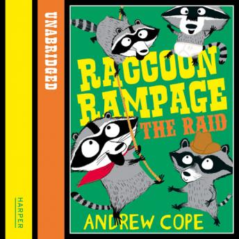Raccoon Rampage - The Raid, Andrew Cope