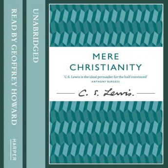 Mere Christianity, C.S. Lewis