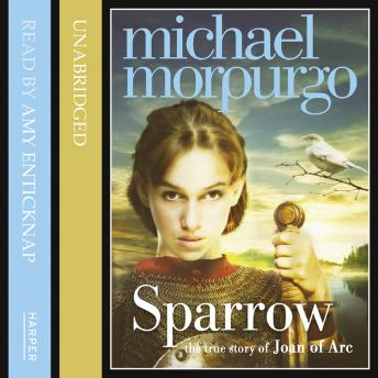 Sparrow: The Story of Joan of Arc sample.
