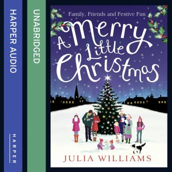 Merry Little Christmas, Julia Williams
