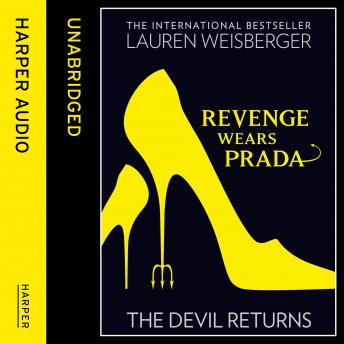 Revenge Wears Prada: The Devil Returns, Lauren Weisberger