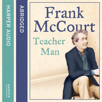 Teacher Man, Frank McCourt